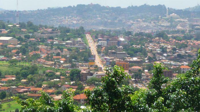 Travelling around Nyanama and Kampala