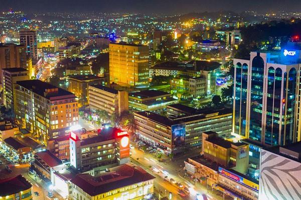 Welcome to Kampala